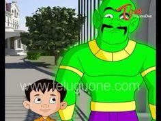 Telugu Padyalu: Abheera  2D Animated Serial Episode 18