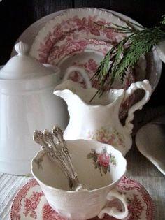 Christmas Tea Time - Ana Rosa