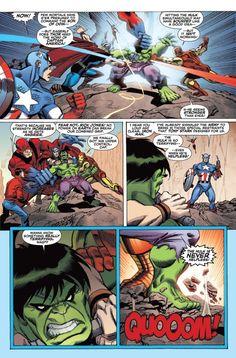 Hulk Smash Avengers   Hulk Smash Avengers Issue #1 page 3