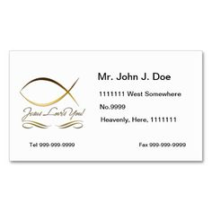 Loves You Business Card Template