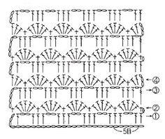 Crochetemoda: Crochet - Blusa Bege