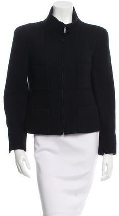 Chanel Cashmere Tweed Jacket