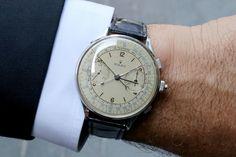 Watch Spotting: A Split-Seconds Rolex Ref. 4113, Casually Worn At Dubai Watch Week