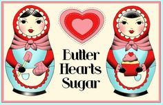 Butter Hearts Sugar ~ If You Enjoy Baking, You Will Enjoy This Blog! Kara's Recipes Look Delicious!