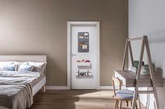 Oto nowatorskie drzwi SMART, które stwarzają Ci nowe możliwości. Teraz przechowywanie i personalizacja własnego wnętrza nabiera zupełnie innego wymiaru. DRZWI#drzwi #vox #doors #door #architecture #Interior #interiors #design #home #interiordesign #polishdesign #furniture #inspiration #interiordesigns #interiorlovers #interiordecor #improvement #wood Decor, Furniture, Home Decor, White, Mirror