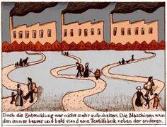 Anthropocene Milestones No. 27: The spinning jenny - Milena Bassen | Environment & Society Portal http://www.environmentandsociety.org/blog/anthropocene-milestones-no-27-spinning-jenny-milena-bassen