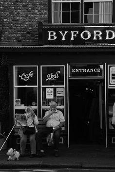 A typical North Norfolk street scene | Norfolk, England