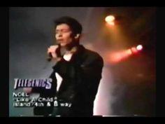 1989 - Que rei sou eu? - Globo - LIKE A CHILD - NOEL