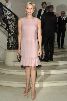Designer: Christian Dior Occasion: Christian Dior Haute-Couture show as part of Paris Fashion Week   - TownandCountryMag.com
