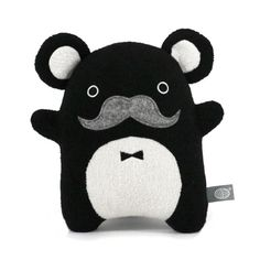 Ricepapa Plush by Noodoll is the wisest, mustache monster! The cute n' oh so cuddly Noodoll plush collection adds a pop of fun to any kid bedroom or nursery and makes a totes cool friend when your little one is out and about! Moustaches, Little People, Little Ones, Little Babies, Baby Kids, Stylish Baby Clothes, Unique Toys, Decoration Design, Baby Grows