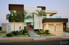 Residência L&G   Delmondes Arquitetura e Interiores