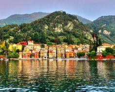Varenna, Lago di Como, Italia