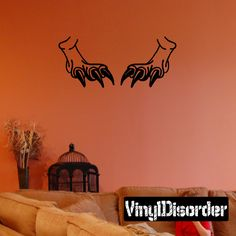 Ripped Wall Decal - Vinyl Decal - Car Decal - CD6022