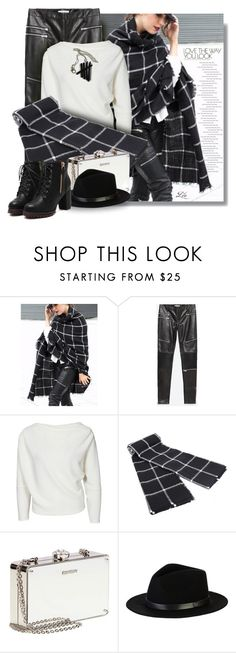 """Love this look"" by fashion-architect-style ❤ liked on Polyvore featuring Zara, Miu Miu, Brixton, women's clothing, women's fashion, women, female, woman, misses and juniors"