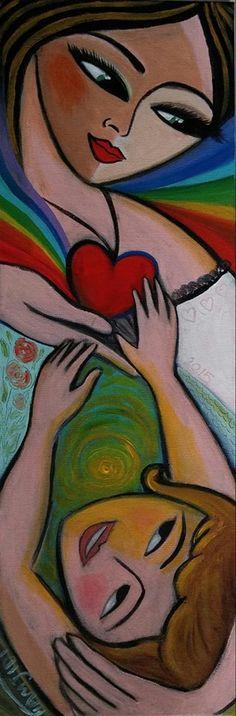 peinture de Sara TAMJIDI - OEUVRES RECENTES / NEW PAINTINGS