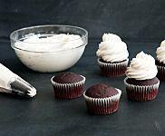 Swiss Meringue Buttercream for Cupcakes Recipe | Martha Stewart