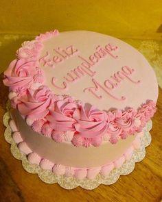 😡jaldi reply karo sorry Round Birthday Cakes, Birthday Sheet Cakes, Round Cakes, Cake Decorating Videos, Birthday Cake Decorating, Cake Decorating Techniques, Cake Icing, Buttercream Cake, Cupcake Cakes