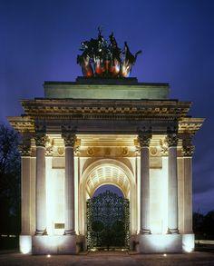 Wellington Arch / English Heritage