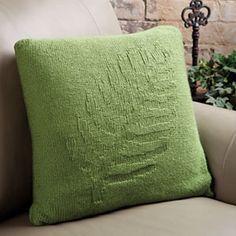 Knitting : Pillows