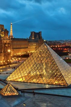 "Louvre pyramid Paris I This reminds me of ""Grim Tuesday"" from the ""Keys to the Kingdom"" series by Garth Nix! Louvre pyramid Paris I This reminds me of ""Grim Tuesday"" from the ""Keys to the Kingdom"" series by Garth Nix! Places Around The World, Oh The Places You'll Go, Travel Around The World, Places To Travel, Places To Visit, Travel Destinations, Paris Travel, France Travel, Travel Europe"