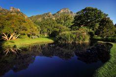 Kirstenbosch (Cidade do Cabo, África do Sul)