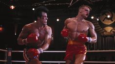 Sylvester Stallone shared a deleted Creed 2 scene that showed a fight between Rocky Balboa and Dolph Lundgren's Ivan Drago. Rocky Balboa, Sylvester Stallone, Rocky Film, Stallone Rocky, Burt Young, Apollo Creed, Carl Weathers, Rambo, Dolph Lundgren