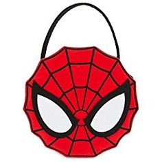 Disney Spider-Man Trick-or-Treat Bag