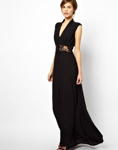 Is this dress sort of like your dress? I AM IN LOVE with this dress. Too formal? I love the shoulders and the collar