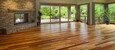 hard wood florrs with multiple colors | ... Market Blend - Tropical Mix Reclaimed Wood Flooring wood flooring