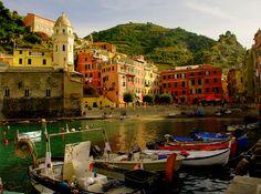 Vernazza, Italy (by valig64)