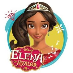 Remeras Niñas Princesa Elena De Avalor Unicas Estampadas en venta en  Caseros Bs.As. G.B.A. Oeste por sólo $ 150,00 - CompraCompras.com Argentina
