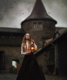 "Photo by Marketa Novak on November 02, 2019. @marketanovakphoto ""Halloween mood"" from my favourite castle. Halloween Photography, Fantasy Photography, Creative Photography, Portrait Photography, Fashion Photography, Digital Photography, Halloween Fotografie, Photo Chateau, Foto Fantasy"