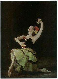 Maya Plisetskaya as Kitri in Don Quixote (ballet)