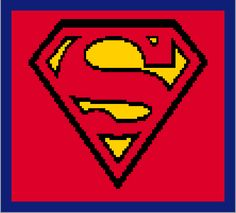 Looking for your next project? You're going to love Superman Chart/Graph by designer Celina86.