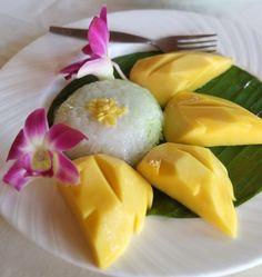 Mango Sticky Rice- Tropical Escape!