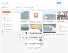 New: You Can Now Create Maps in Google Drive ~ Educational Technology and Mobile Learning