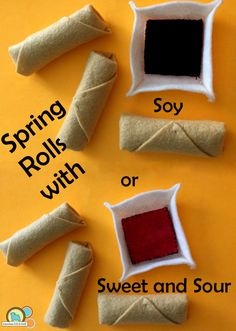 Asian Inspired Appetizers – Felt Food - - Every felt chef needs a good selection of appetizers on his or her menu. Help fill out the menu with these Asian inspired felt food starters. All of these are super fast and easy to make and add a …. Felt Food Patterns, Stuffed Toys Patterns, Diy For Kids, Crafts For Kids, Felt Fish, Felt Play Food, Pretend Food, Fake Food, Felt Toys