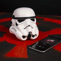 Die Star Wars Stormtrooper Bluetooth Lautsprecher sind ein tolles Geschenk für…