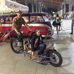 Innovatives Cargobike Ponyjohn von Retrovelo aus Leipzig | Velostrom, Pedelec Online-Magazin