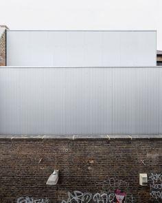 Carmody Groarke . Artist Studio . Hoxton