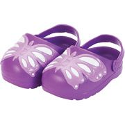 My Life Purple Doll Shoes for $2