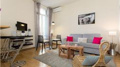 Les Citadelles 1 - Holiday Apartment in Cannes Holiday Apartments, Vacation Apartments, Cannes France, 1 Bedroom Apartment, Holidays And Events, Provence, Furniture, Home Decor, City