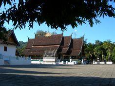 Le Wat Xieng Thong, le temple le plus conseillé à Luang Prabang (Photo prise par Hartfried)