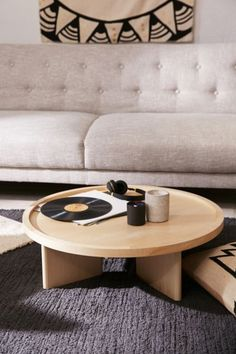 Logan Coffee Table |