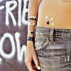 nu verkrijgbaar bij www.miss-p.nl Flash tattoos zijn de nieuwste must have en zijn de perfecte accessoire op het strand, zwembad, feesten, festivals en concerten.