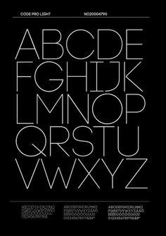 | GRAPHICS | Code Pro Light