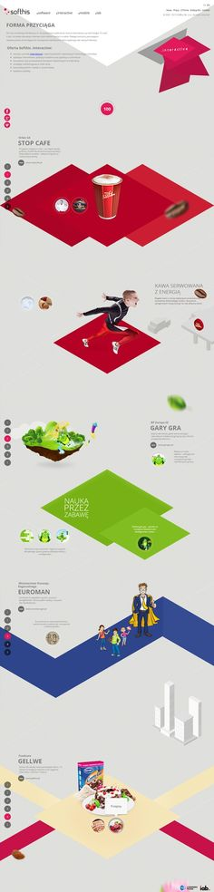 #softhis #interactive #web #parallax #scrolling #design