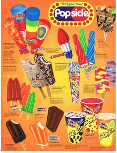 summer vacation: the ice cream truck!