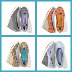 Wedges or Keds? Now you can have both! $70