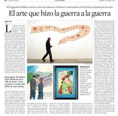 Dubuffet, Guggenheim Bilbao, Picasso, Marie, France, Culture, Artists, War